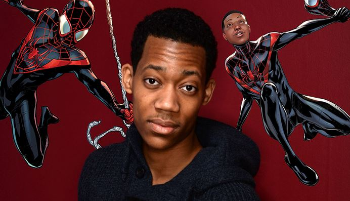 Tyler James Williams Spider-Man
