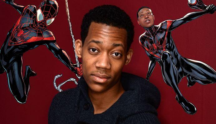 Tyler James Williams Spider-Man