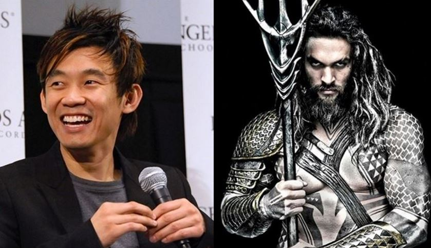 aquaman james wan jason momoa