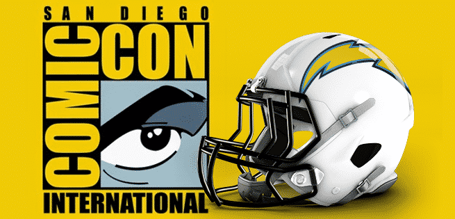Comic Con Voted More Important Than The Chargers In San