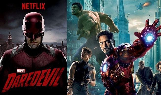 all marvel movies