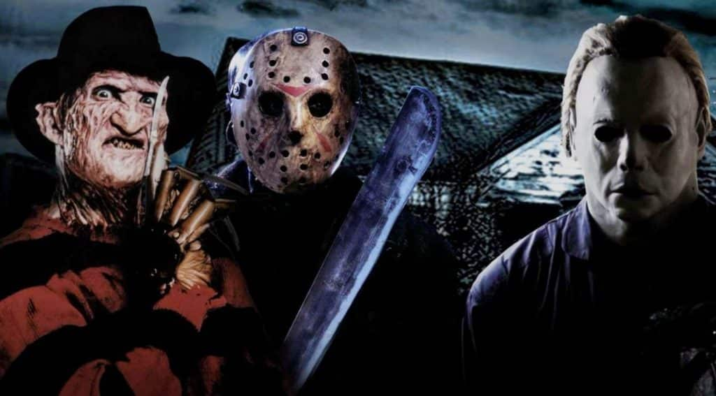 slasher movies freddy krueger jason voorhees michael myers
