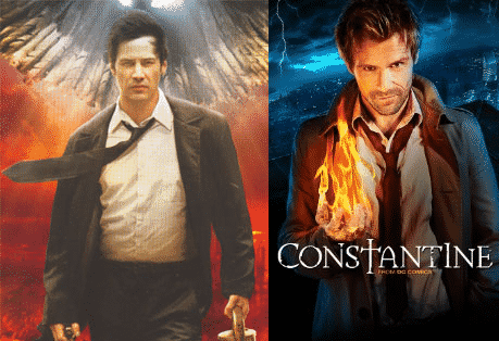 Explain constantine movie