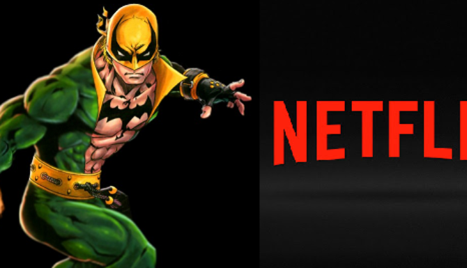 Marvel To Make IRON FIST Into A Feature Film For Netflix
