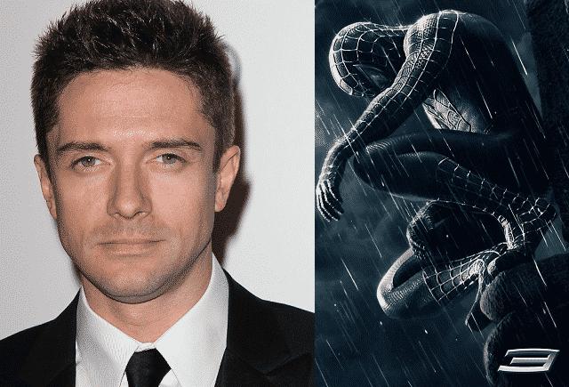 topher grace spider-man 3