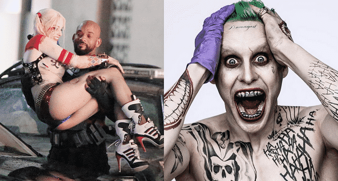 Suicide Squad Harley Quinn Joker Will Smith