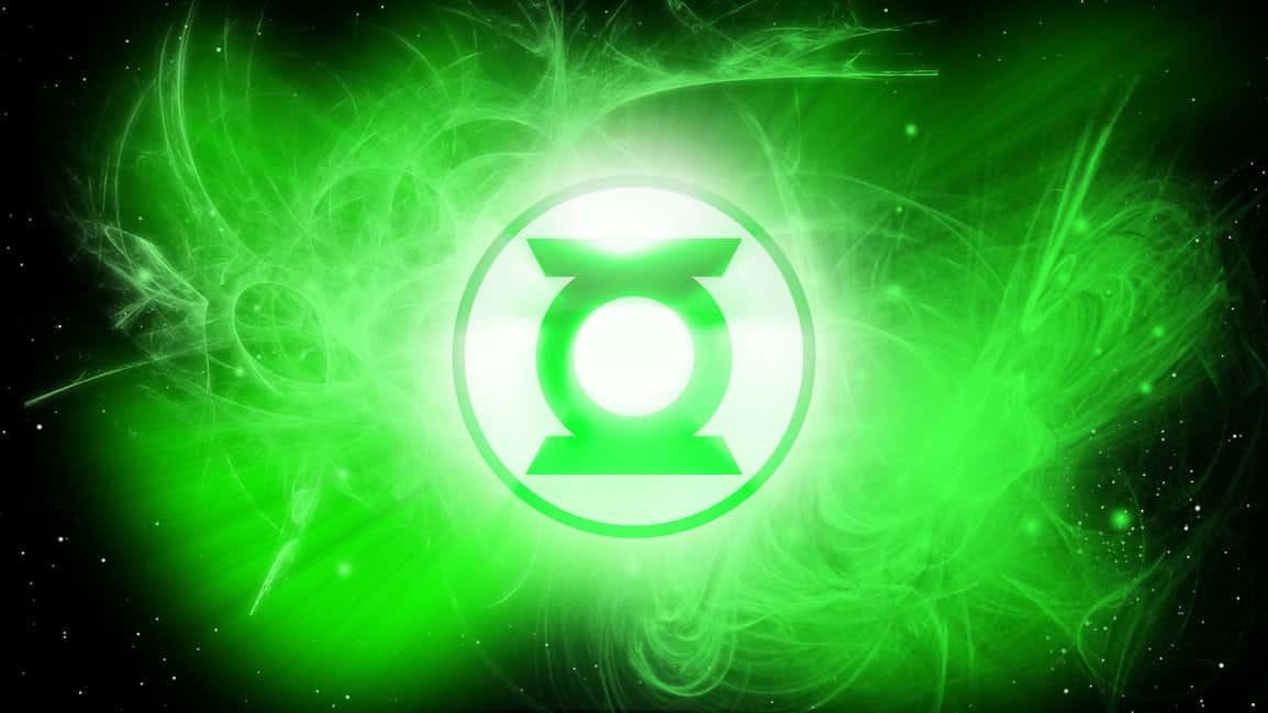 retro green lantern wallpaper - photo #45
