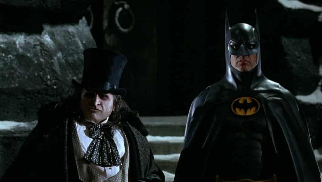 batman returns danny devito michael keaton