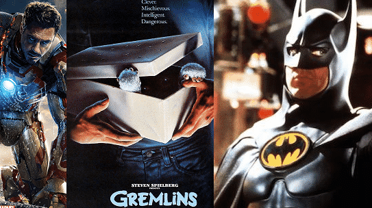 unconventional christmas movies iron man 3 gremlins batman returns