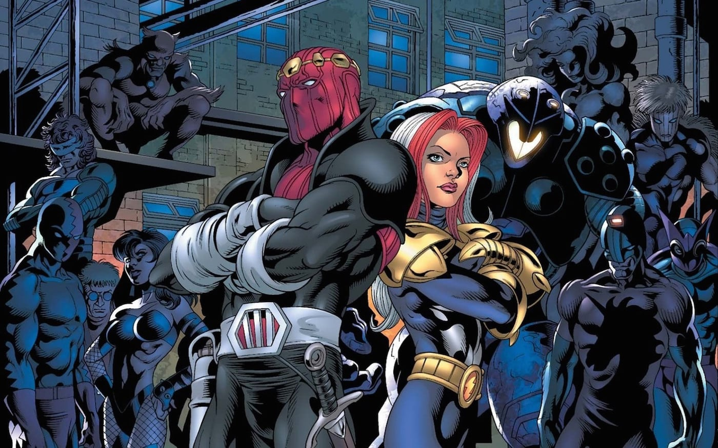 Could We Be Getting A Thunderbolts Movie Screengeek