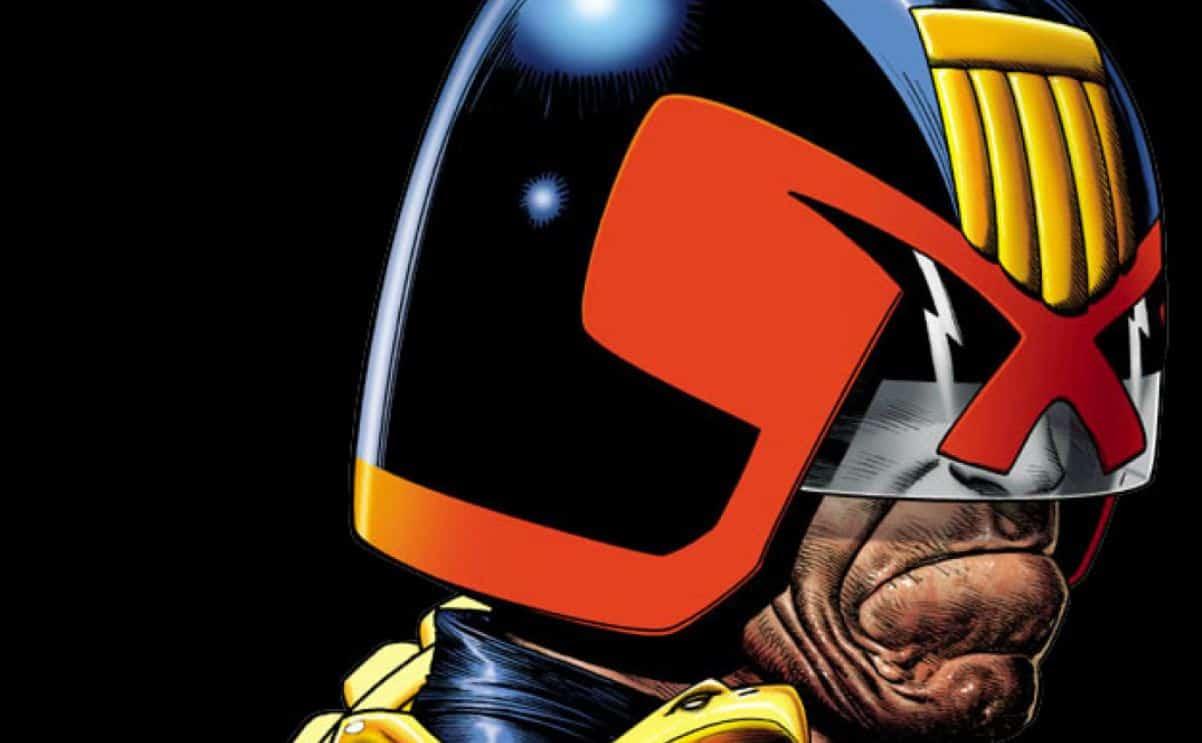 judge dredd 2000 ad comics