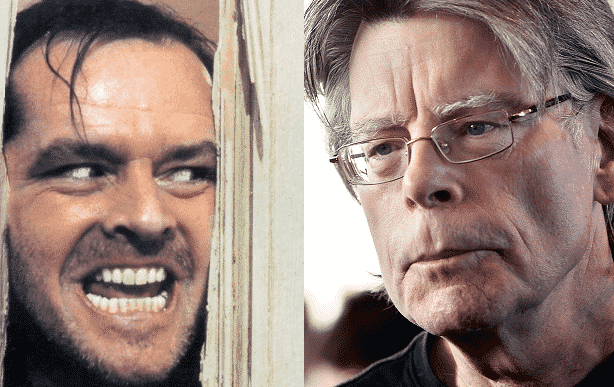 the horrifying character of jack torrance in the film the shining by stephen king King still can't stand stanley kubrick's the shining recently, stephen king sat down with rolling there's an actual arc where you see this guy, jack torrance, trying to be good, and.