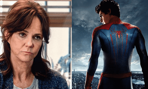 Sally Field Rips Apart The Amazing Spider Man Films