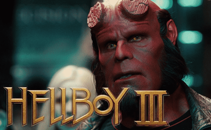 Ron Perlman Gives An Update On Hellboy 3 Screengeek