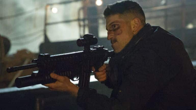 jon bernthal the punisher daredevil