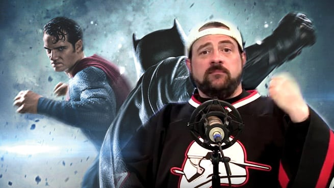 Kevin Smith Reveals His Thoughts On Batman v Superman ...
