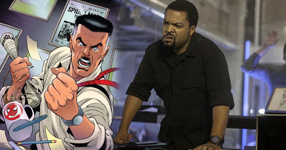 What Ice Cube Would Look Like As J Jonah Jameson Screengeek