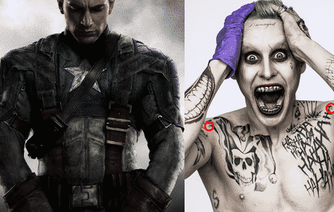 Captain America: Civil War Suicide Squad