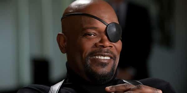 Nick Fury MCU Samuel L. Jackson