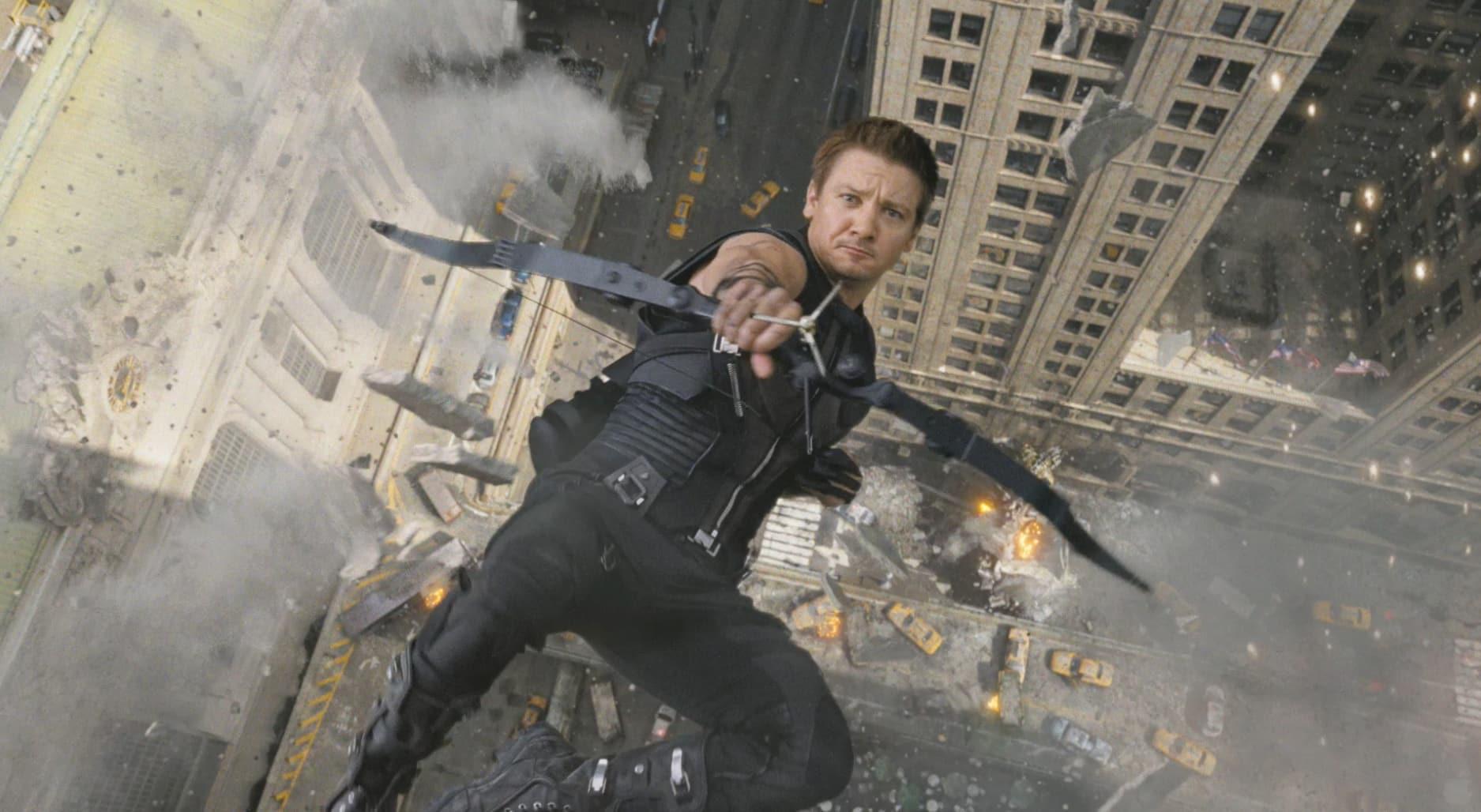 Hawkeye Jeremy Renner