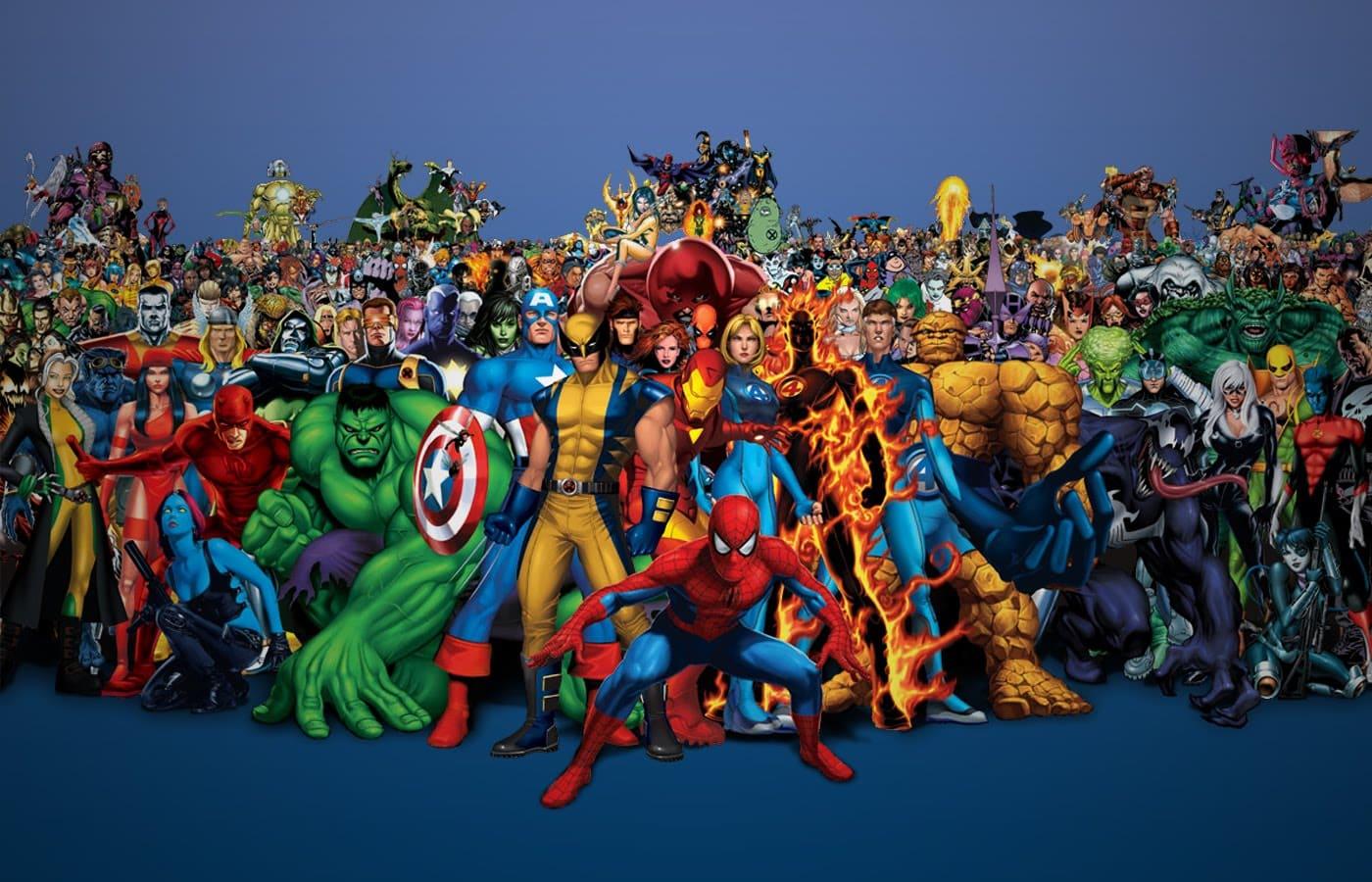 Magnificent-Marvel-Wallpaper