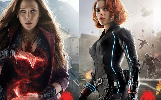 could a female version of the avengers be on the way - The Avengers