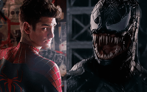 Andrew Garfield Spider-Man Venom Movie