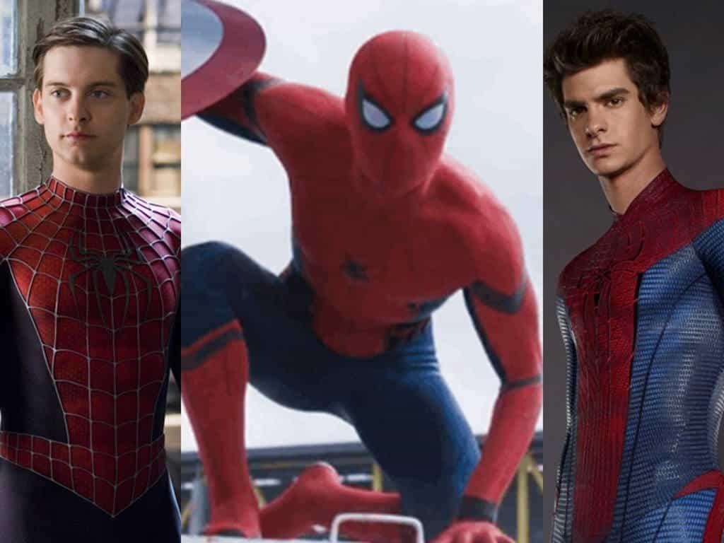 Spider-Man actors