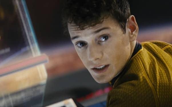 Star Trek Anton Yelchin