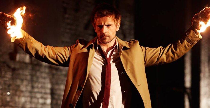 Matt Ryan Making A Return As Constantine