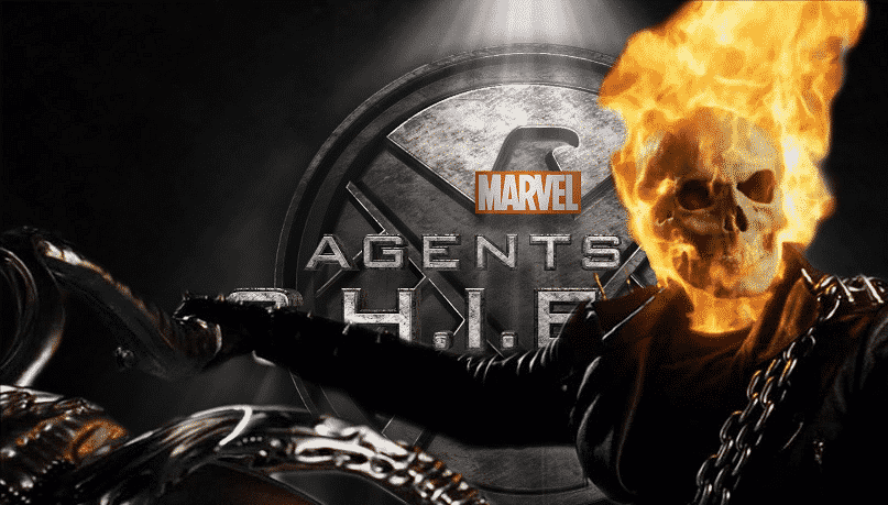 Car That Ghost Rider Uses In Agents Of Shield