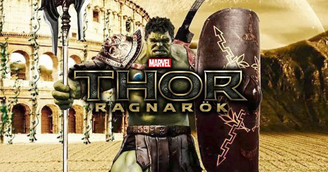 Gladiator Hulk Armor For Thor Ragnarok Revealed