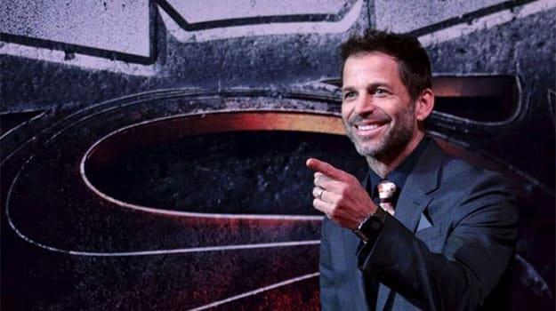 Zack Snyder Batman v Superman: Dawn of Justice
