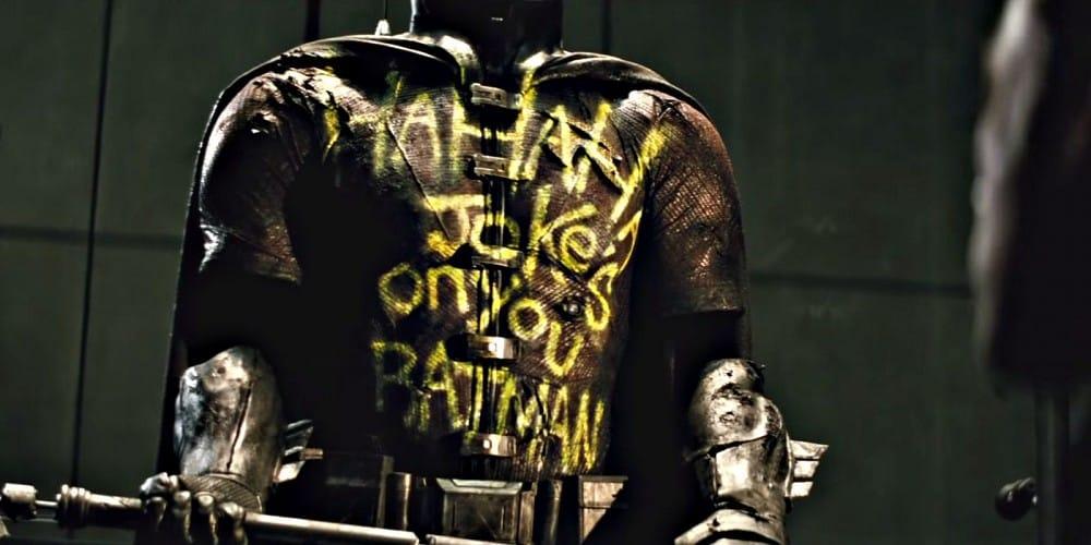 Jason Todd Batman v Superman