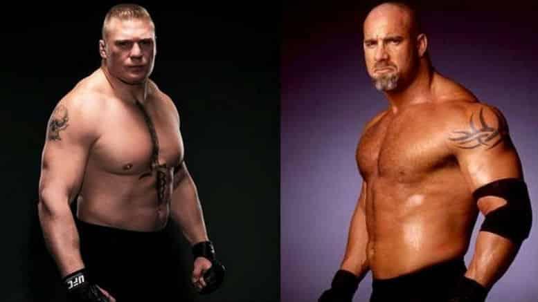 Lesnar-Goldberg