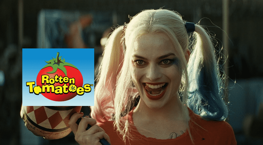 Rotten Tomatoes Suicide Squad DC