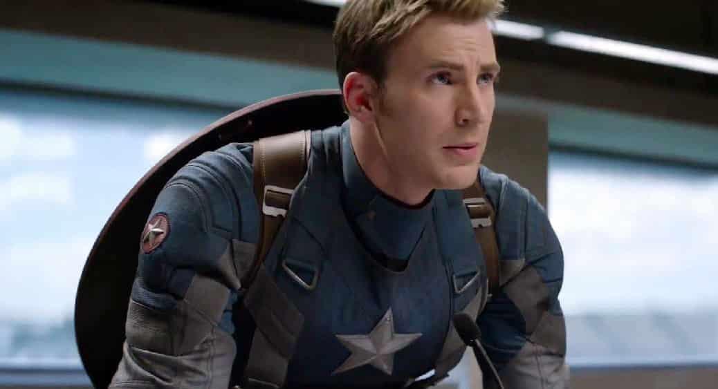 captain america steve rogers chris evans