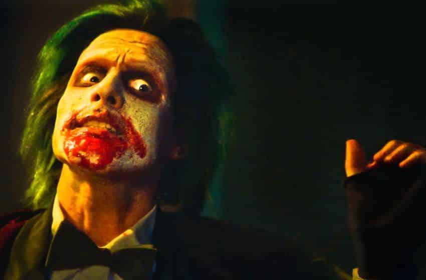 Image Result For Joker Film Bad Review