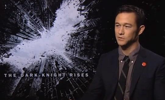 Joseph Gordon-Levitt The Dark Knight Rises