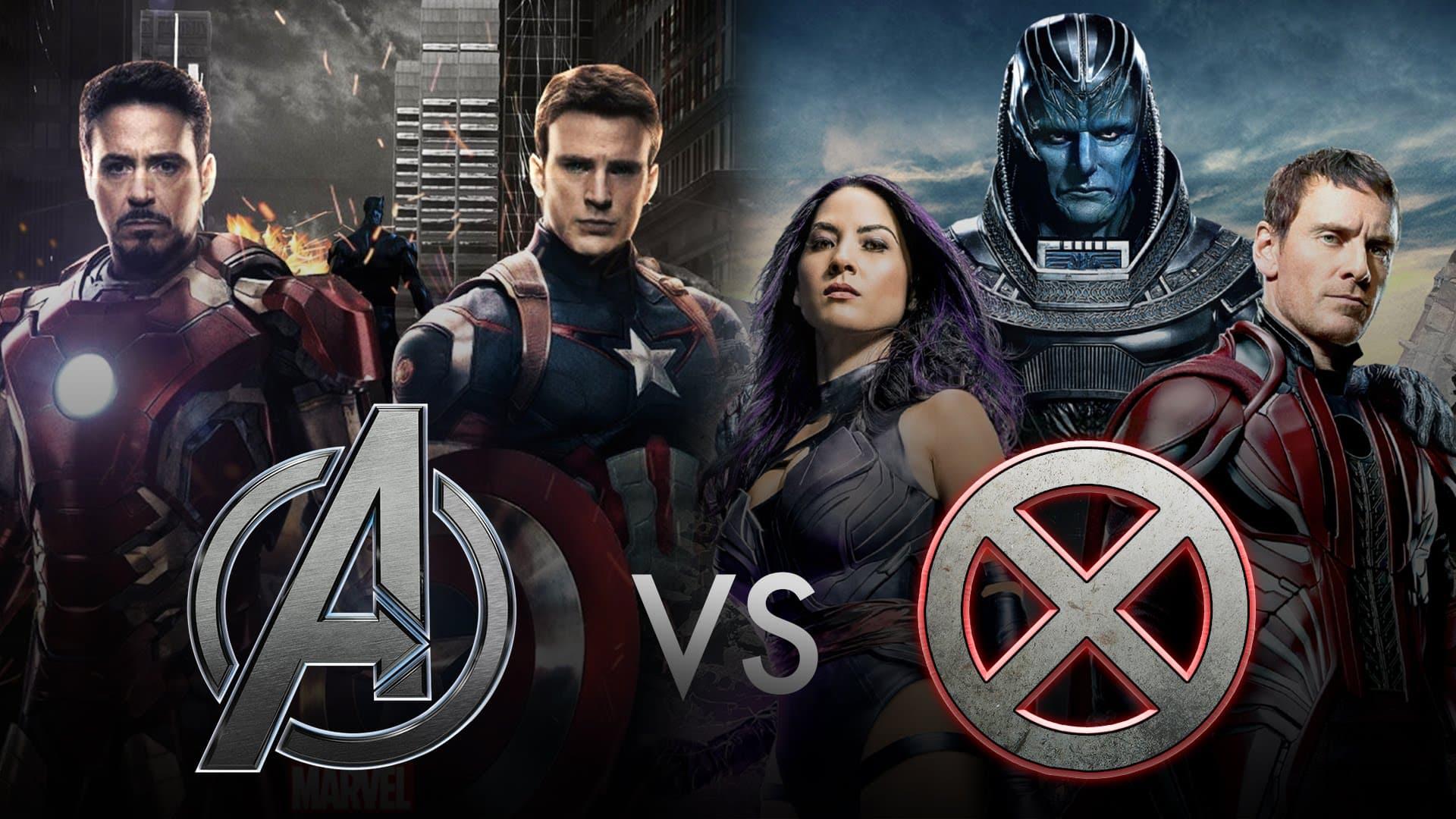 Imagenes De Xmen: New Fan Trailer For X-Men Vs. Avengers Released