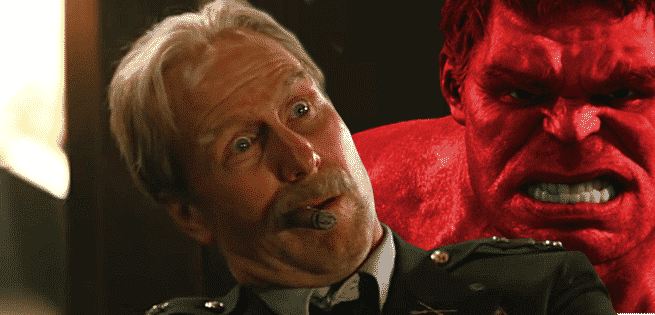 william hurt red hulk