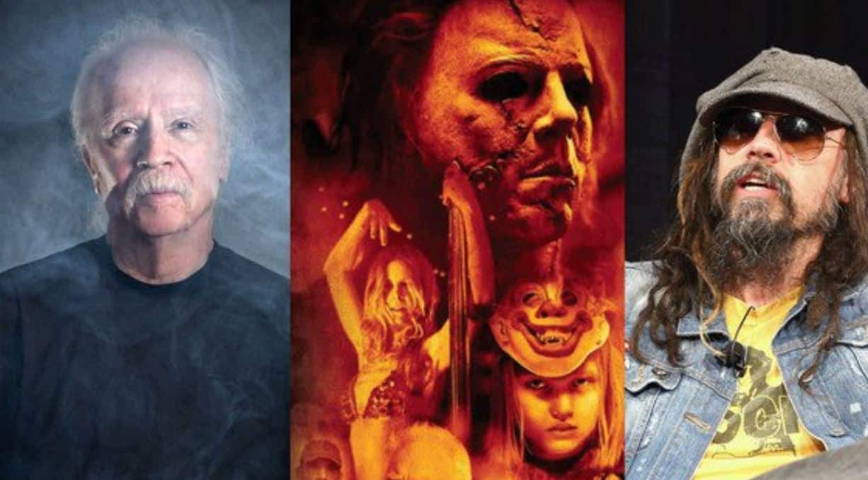 john carpenter halloween rob zombie