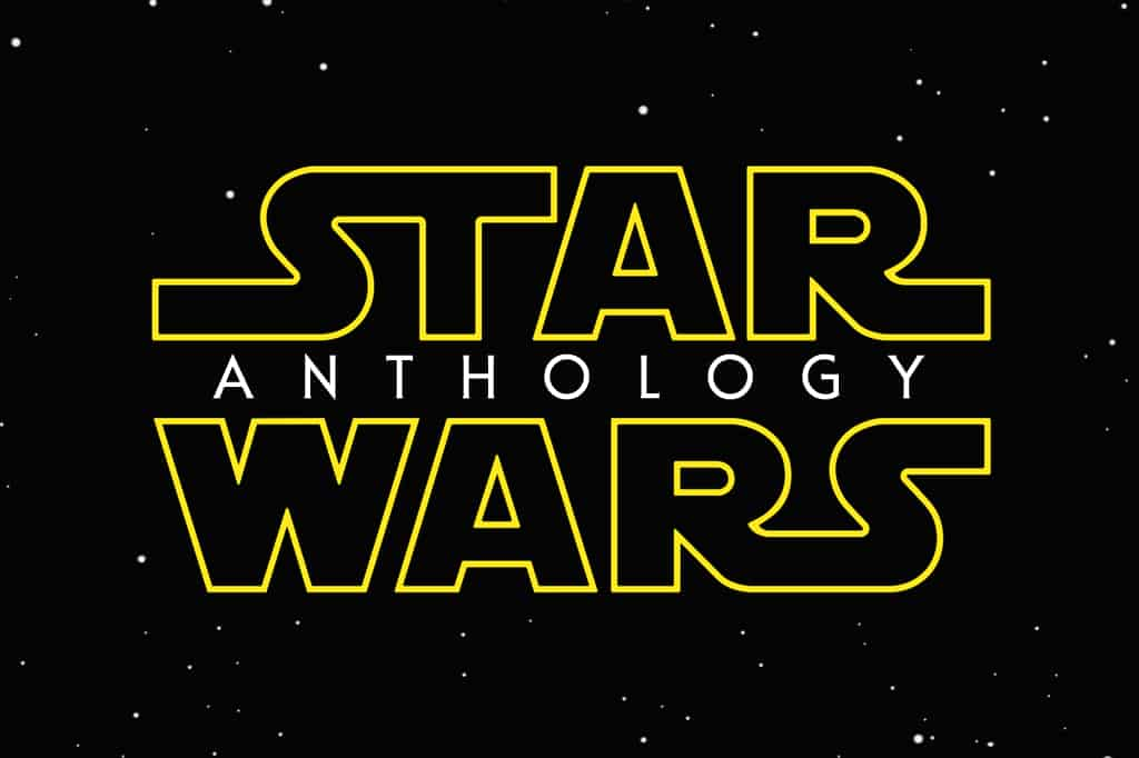 Антологию star wars