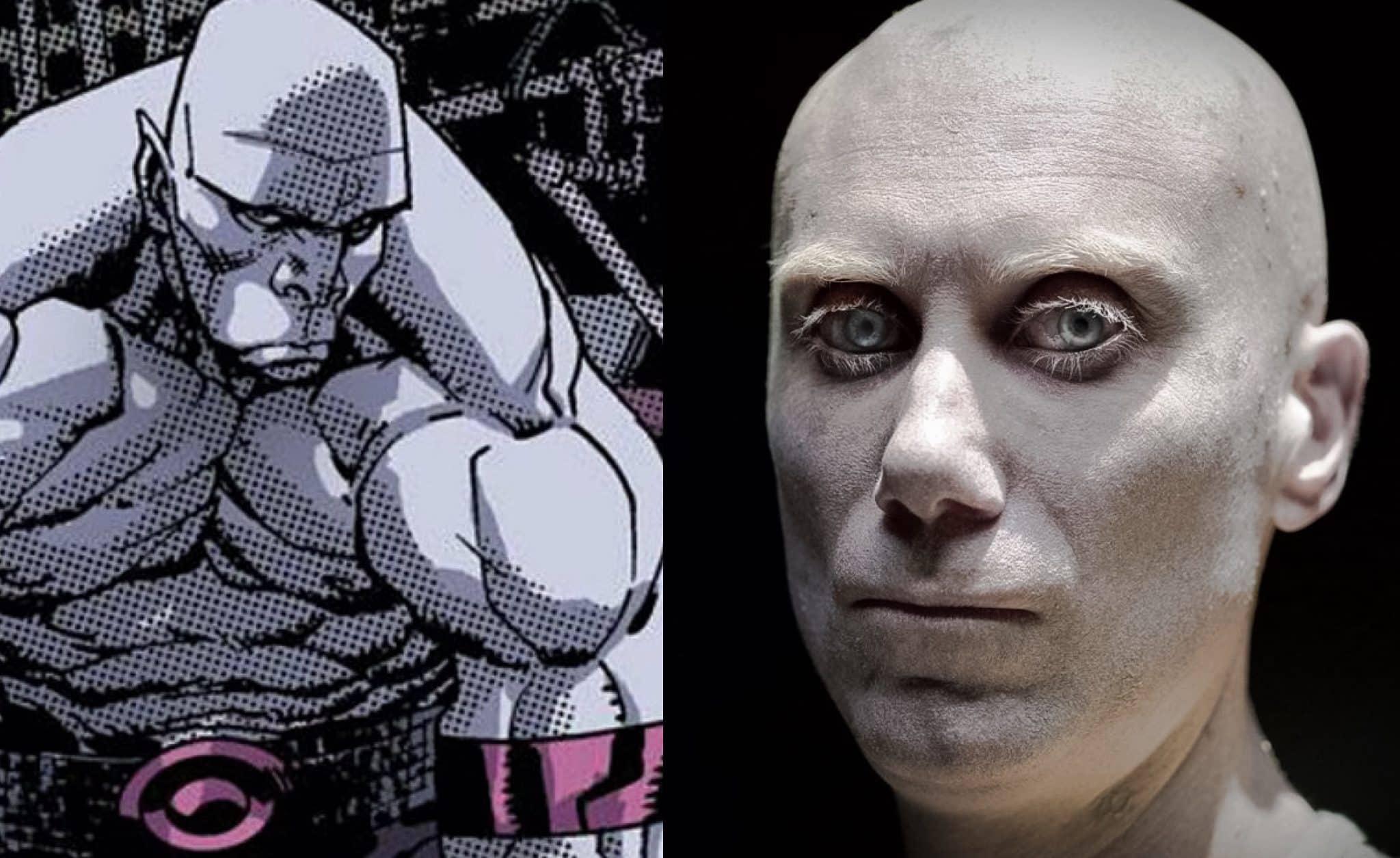Caliban X Men