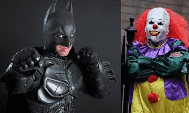 batman killer clowns