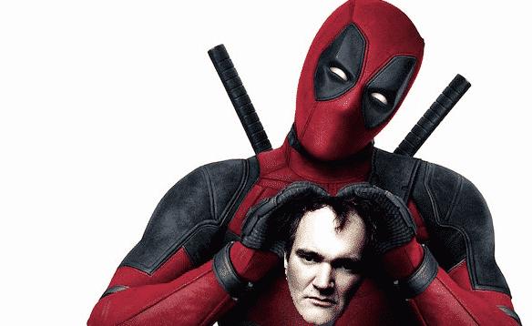 Deadpool Quentin Tarantino
