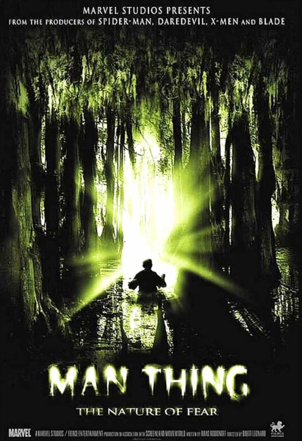 Man-Thing Movie Poster