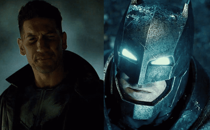 jon bernthal says the punisher would beat batman in a