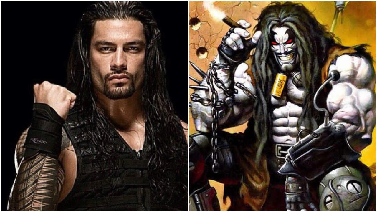 What Roman Reigns Would Look Like As Lobo Screengeek