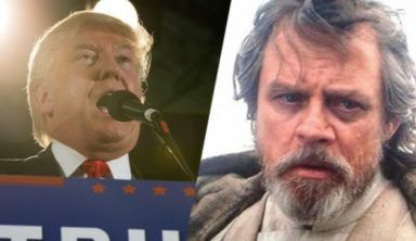 Mark Hamill Takes Huge Shot At Donald Trump